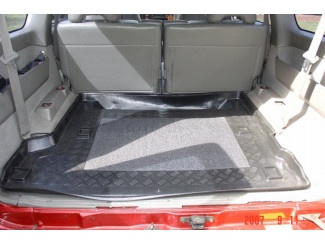 Patrol Gr 1998- Lwb Liner Protection Mat For Boot-Cargo Area