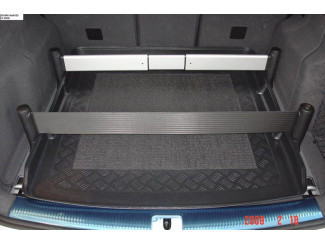 Audi Q5 Liner Protection Mat For Boot-Cargo Area (Rail Fixing System)