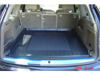 Audi Q7 Liner Protection Mat For Boot-Cargo Area (Rail Fixing System)