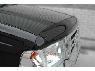 Ford Ranger 2003-2006 Dark Smoke Bonnet Guard
