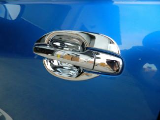 Ford Ranger Mk3 And 4 Chrome Door Handle Insert Set