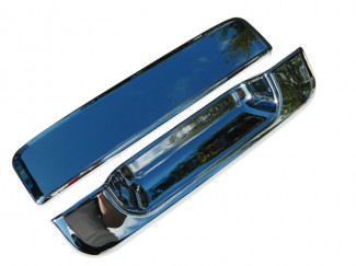 Ford Ranger 3 And 4 Chrome Rear Door Handle Cover