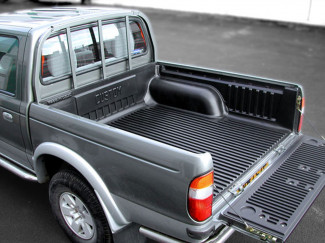 Ford Ranger 3 And 4 Double Cab Truck Bed Liner Under Rail