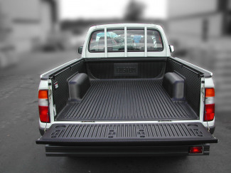 Ford Ranger 3 And 4 Single Cab Truck Bed Liner Over Rail