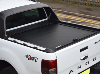 New Ford Ranger 2019 On Roll Top Retractable Load Bed Cover (Wildtrak Model Only)