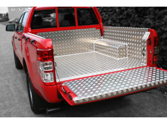 2012 On Ranger T6 Double Cab Chequer Liner By Samson
