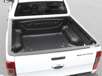 New Ford Ranger 2019 On Aeroklas Over Rail Truck Bed Liner