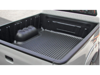 Ford Ranger 2012 On DC Truck Bed Liner Over Rail