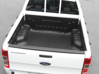 Ford Ranger 2012 On DC Truck Bed Liner Under Rail