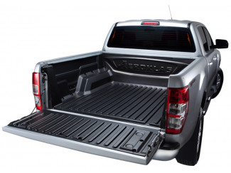 Ford Ranger 2012 On DC Aerolkas Truck Bed Liner Under Rail