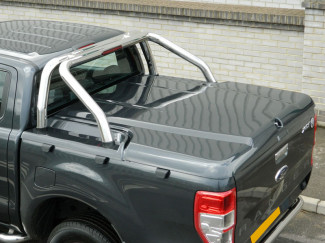 Ranger 2012 On 3Pc Unpainted Sport Lid With Roll Bar