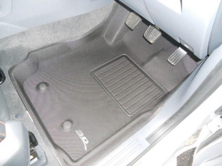 Ford Ranger 2012 On Double Cab Tray Style Tailored Floor Mats