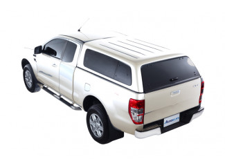 Ford Ranger Super Cab 2012 Onwards Aeroklas Leisure Trucktop