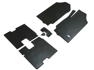 Ford Ranger T6 Extra Cab Tailored Mat Set