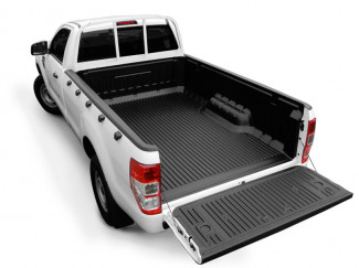 New Ford Ranger Mk5 2012 on Single Cab Truck Bed Liner Over Rail
