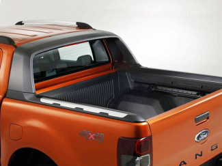 Ford Ranger Wildtrack ABS Styling Bars