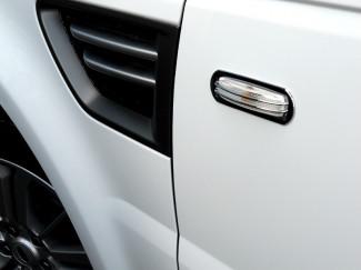 Rangrover Sport Chrome Sidelamp Covers