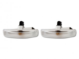 Range Rover Sport Side Repeater Set With Clear Lenses