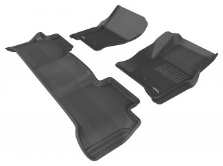 Landrover Range Rover Sport 2005 To 2014 Tray Type Tailored Mats