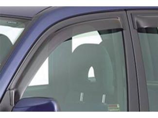 Toyota Rav4 Mk1 And 2 Lwb  Front Pair Of Wind Deflector Visors