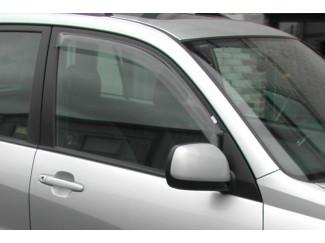 Toyota Rav4 Mk3 And 4 Lwb  Front Pair Of Wind Deflector Visors