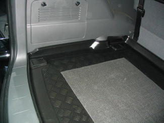 Daewoo Rexton Liner Protection Mat For Boot / Cargo Area