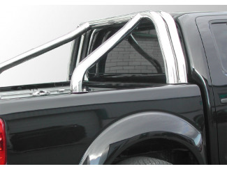 Stainless Steel Double Hoop Roll Bar