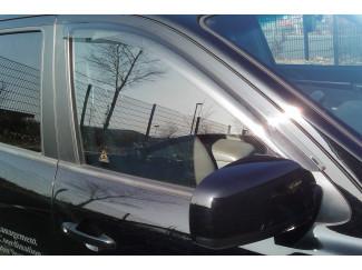 Hyundai Santa Fe Mk1 And 2 Front Pair Of Wind Deflector Visors