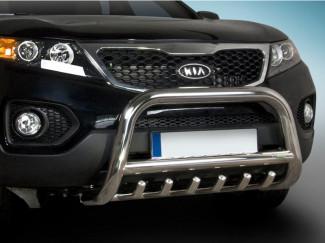 Kia Sorento 2010 To 2012 Stainless Steel A Frame EU Approved