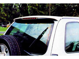 Kia Sportage 1/2 Roof Air Spoiler With Light