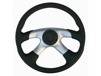 Steering Wheel Charade Leather-Alloy V282