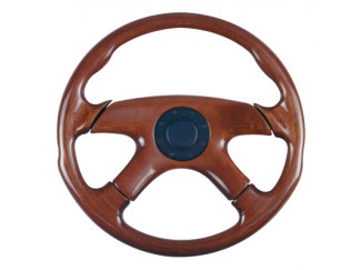 Steering Wheel Mach4 Sport Wood V109Bk