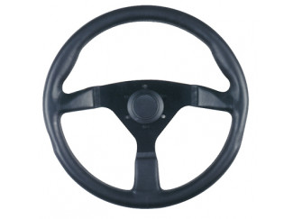 Steering Wheel Start Leather 3 Spoke V191