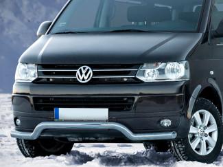 Volkswagen T5 2003-2010 Stainless Steel 70mm Spoiler Guard