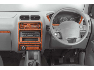 Daiahtsu Terios Wood Look  Dash Trim Kit