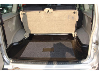 Nissan Terrano 2-3 And 4 Lwb Liner Protection Mat For Boot-Cargo Area