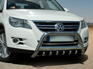 Stainless Steel 70mm A-Frame For Volkswagen Tiguan 2008-2011
