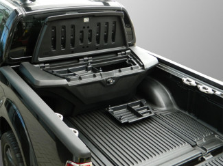 Fiat Fullback 2016 Onwards Tool Box By Aeroklas