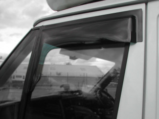 Ford Transit Mk6 And 7 Front Pair Of Wind Deflectors