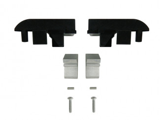 B13-5 Mitsubishi L200 Roll And Lock End Cap Replacement Pair