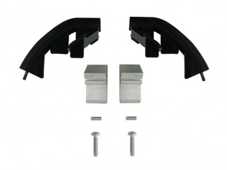 B13-5 VW Amarok Roll And Lock End Cap Replacement Pair