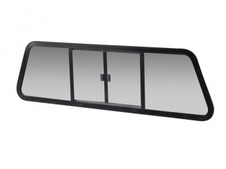 Alpha GSR/Type E Canopy Sliding Bulk Head Window For The Nissan NP300, Mercedes X-Class And Hilux After 2016