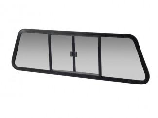Alpha GSE/GSR Canopy Sliding Bulk Head Window For The Mitsubishi L200 Alpha Canopy