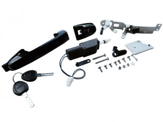 Tailgate Handle With Central Locking For Alpha Type-E Hard Top Canopies