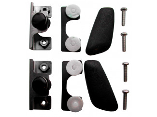 Pop Out Window Hinge Kit For Newer Alpha GSE Canopies