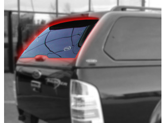 Alpha GSE Rear Door Glass Heated Ford Ranger 06-11