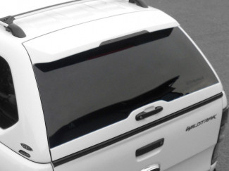Alpha GSE Rear Door Glass Heated Dmax 2012 Onwards