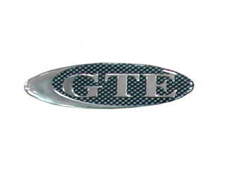GTE Oval Badge
