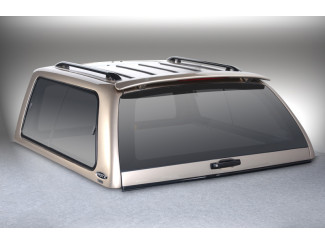 Alpha GTX Rear Door Glass Only For Isuzu Rodeo And Mitsubishi L200