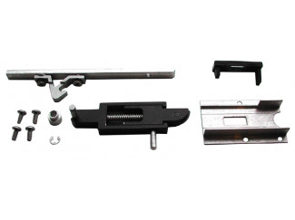 Spring Lock Assembly Kit For Roll And Lock (Pair)